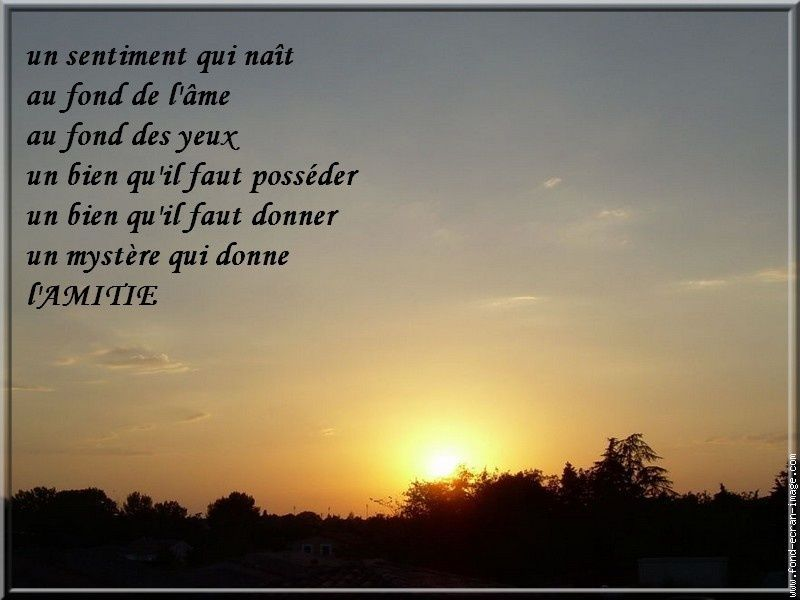Rencontre virtuelle poeme
